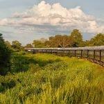 Circuit en Train Rovos de Dar Es Salaam à Lobito