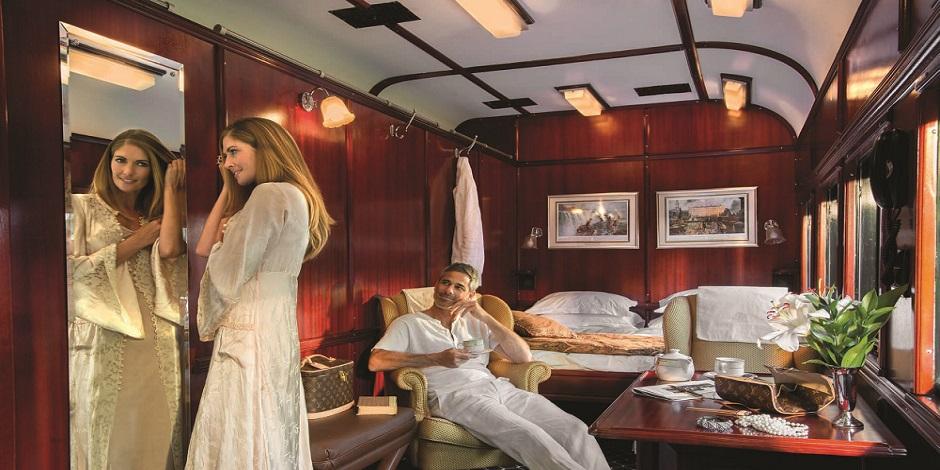Couple dans suite Royale