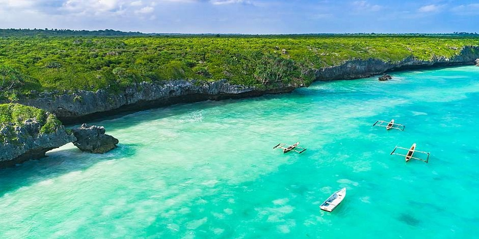 Zanzibar côtes