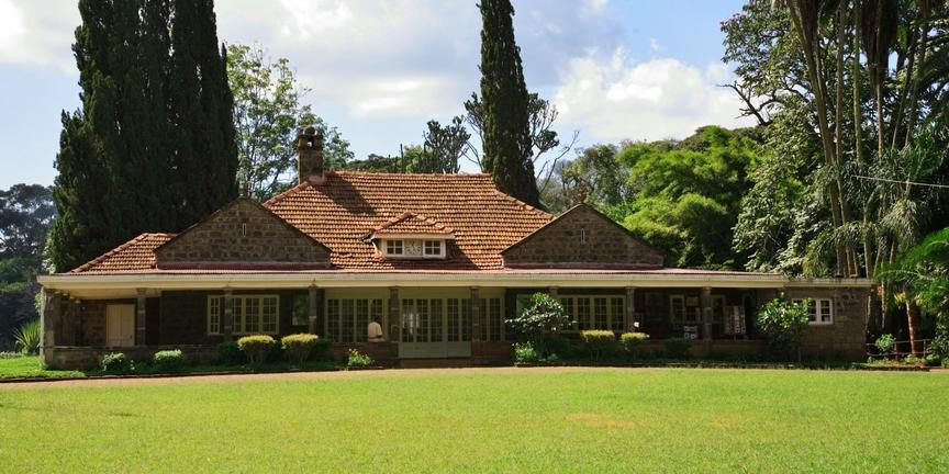 Karen Blixen House à Nairobi