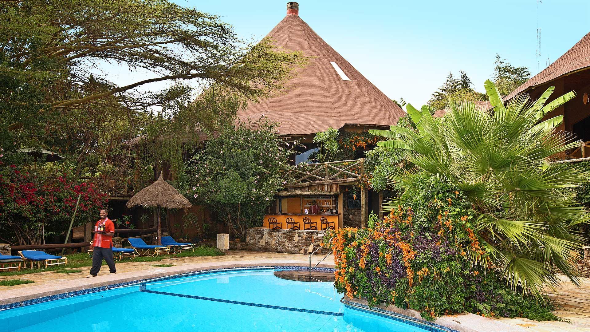 Sopa lodge à Masai Mara