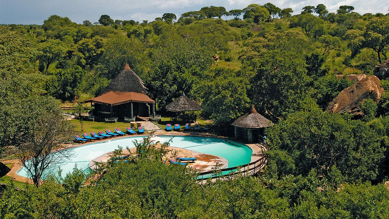Sopa Lodge à Tarangire