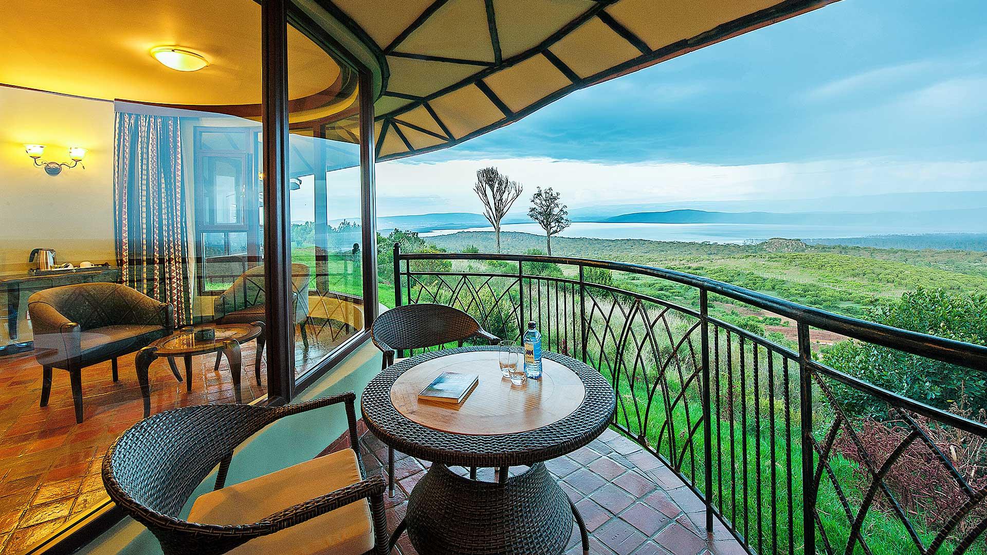 La Sopa Lodge au Lac Nakuru